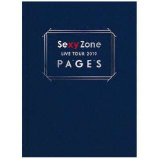 Sexy Zone/ Sexy Zone LIVE TOUR 2019 PAGES 初回限定盤 【DVD】