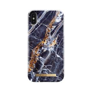 iPhone Xs Max用ケース ミッドナイトブルーマーブル IDFCS17-I1865-66