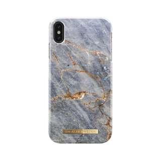 iPhone Xs Max用ケース ロイヤルグレイマーブル IDFCS17-I1865-53