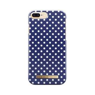 iPhone8/7/6 Plus用ケース ポルカドッツ IDFCS17-I7P-55