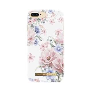 iPhone8/7/6 Plus用ケース フローラルロマンス IDFCS17-I7P-58