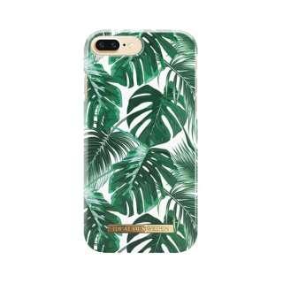 iPhone8/7/6 Plus用ケース モンステラ ジャングル IDFCS17-I7P-61