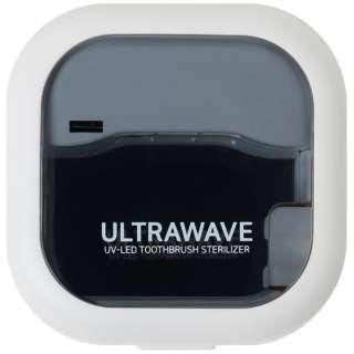 歯ブラシ除菌キャップ 充電式 MDK-TS03WH ホワイト