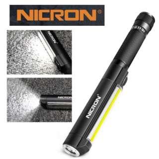 Nicron WL15 スリムワークトーチ 500LM 電池式 WL15