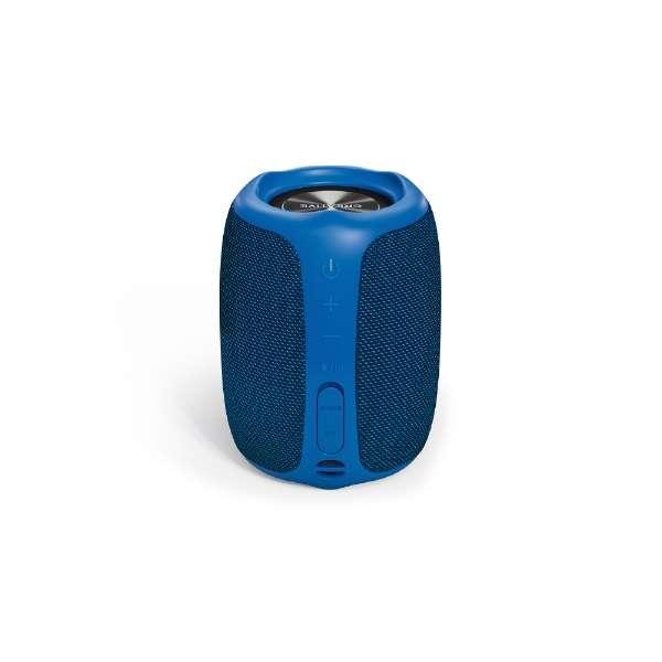 ブルートゥース スピーカー SP-MVPL-BUA ブルー [Bluetooth対応 /防水]