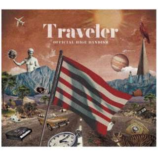 Official髭男dism/ Traveler 初回限定盤(CD+Live Blu-ray) 【CD】