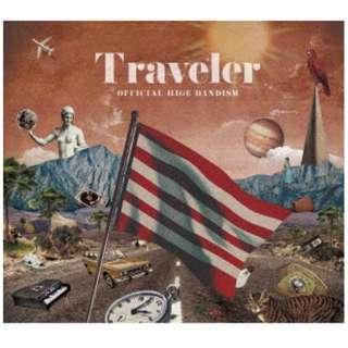 Official髭男dism/ Traveler 初回限定盤(CD+Live DVD) 【CD】