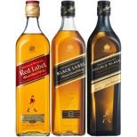 ジョニーウォーカー 飲み比べ3種セット (700ml/3本)【ウイスキー】