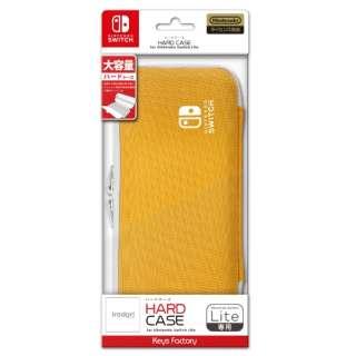 HARD CASE for Nintendo Switch Lite ライトオレンジ HHC-001-3 【Switch】
