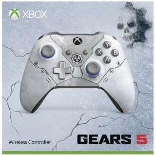Xbox ワイヤレス コントローラー Gears 5 リミテッド エディション WL3-00154 【Xbox One】