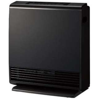 プラズマクラスター技術搭載ガスファンヒーター A-Style RC-W4401NP-MB プロパンガス LPG 木造12畳/コンクリート造16畳まで RC-W4401NP-MB マットブラック [木造12畳まで /コンクリート16畳まで /プロパンガス]