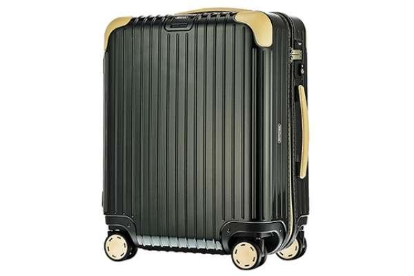 スーツケースのおすすめ11選 リモワ「ボサノバ」グリーン/ベージュ(42L)
