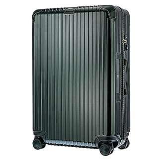 スーツケース 94L BOSSA NOVA(ボサノバ) グリーン/グリーン 870.77.40.5 [TSAロック搭載] 【並行輸入品】