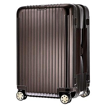 スーツケース 85L SALSA DELUXE(サルサデラックス) ブラウン 830.65.52.4