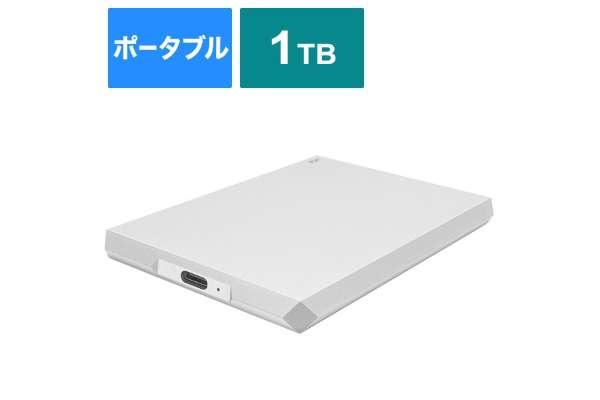 エレコム「LaCie Mobile Drive」STHG1000400(1TB)