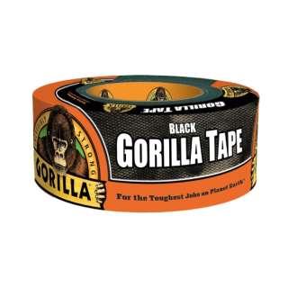 ゴリラテープ ブラック NO1776