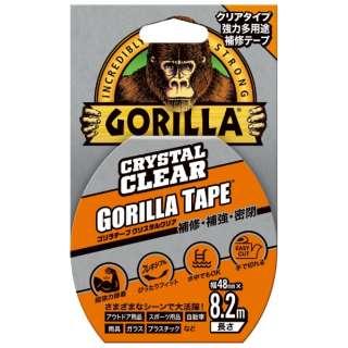 ゴリラテープ クリスタルクリア NO1778