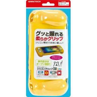 シリコングリップSW Lite イエロー SWF2154 【Switch Lite】