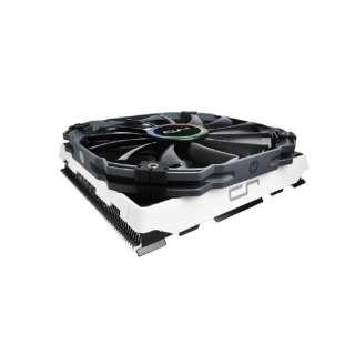 CRYORIG TDP 140W対応 ITX向けトップフロー型空冷CPUクーラー C1 V2 C1V2 [intel LGA2066/2011(-3)/1150/1151/1155/1156/ AMD FM1/FM2/FM2+/AM2/AM2+/ AM3/AM3+/AM4]