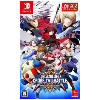 BLAZBLUE CROSS TAG BATTLE Special Edition 【Switch】