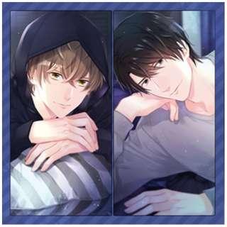 彼と添い寝でしたいコトもっと 椿恭介/鳴海侑二 【CD】