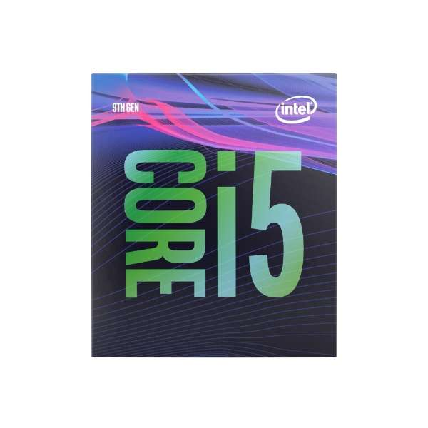 intel CORE I5-9600 BOX
