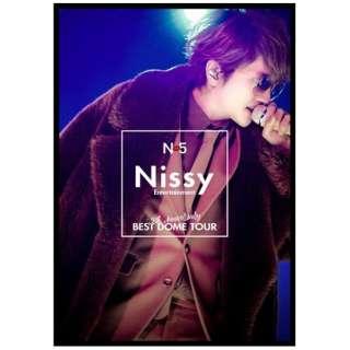 "【初回特典付き】 Nissy(西島隆弘)/ Nissy Entertainment ""5th Anniversary"" BEST DOME TOUR 初回生産限定盤 三方背ケース仕様 【DVD】"