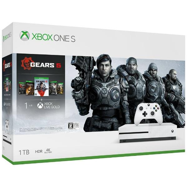 Xbox One S Gears 5 同梱版 234-01035 [1TB] 製品画像