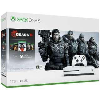 Xbox One S 1 TB (Gears 5 同梱版) [ゲーム機本体]