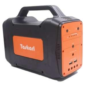 TPD-J130 大容量ポータブル電源 TPD-J130 オレンジ/ブラック