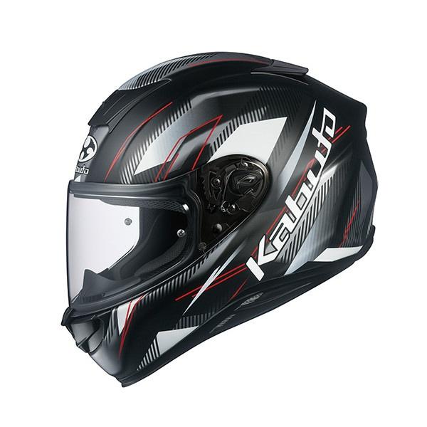 オージーケーカブト 8694 フルフェイスヘルメット AEROBLADE-5 GO フラットブラック XXL