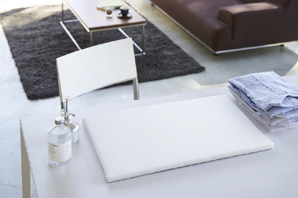 日本の匠シリーズ平型アイロン台白 Ironing Board Takumi  01224 白