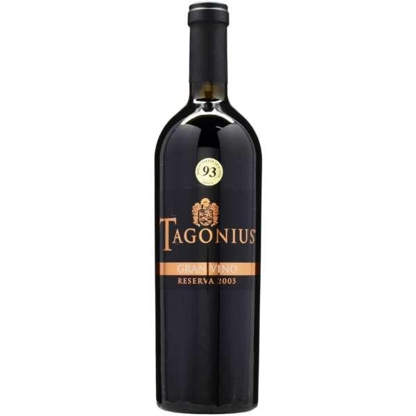 [WA93点] タゴニウス グラン・ヴィノ・レゼルヴァ 2005 750ml【赤ワイン】