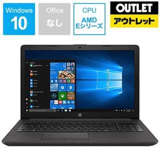 【アウトレット品】 15.6型ノートPC [Win10 Home・AMD Eシリーズ・SSD 128GB・メモリ 4GB] 6MF69PA#ABJ 【数量限定品】