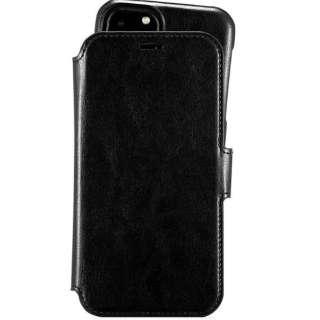 iPhone 11 Pro 5.8インチ Berlin レザー調手帳型ケース 14376 Black