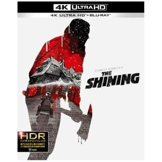 シャイニング 北米公開版 <4K ULTRA HD&HDデジタル・リマスター ブルーレイ> 【Ultra HD ブルーレイソフト】