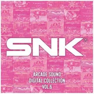 (ゲーム・ミュージック)/ SNK ARCADE SOUND DIGITAL COLLECTION Vol.6 【CD】