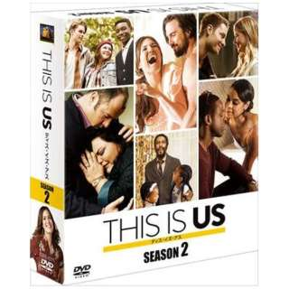THIS IS US/ディス・イズ・アス シーズン2 <SEASONSコンパクト・ボックス> 【DVD】