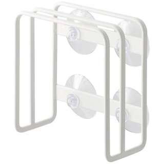 プレート 吸盤まな板スタンド(ホワイト)(Suction Cup Cutting Board Stand) 03499 ホワイト