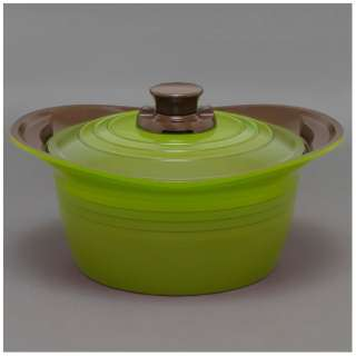 無加水鍋24cm深型 MKSS-P24D グリーン