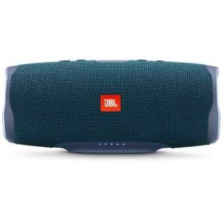 ブルートゥーススピーカー JBLCHARGE4BLU ブルー [Bluetooth対応 /防水]