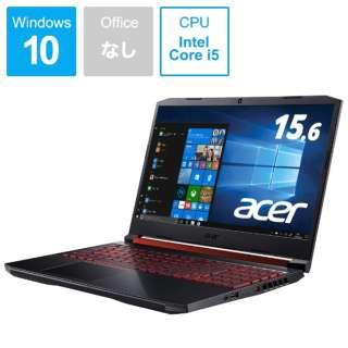 ゲーミングノートパソコン オブシディアンブラック AN515-54-A58G5 [15.6型 /intel Core i5 /HDD:1TB /メモリ:8GB /2019年8月モデル]
