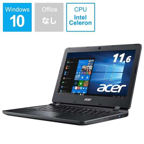 ノートパソコン オブシディアンブラック A111-31-A14P [11.6型 /intel Celeron /eMMC:64GB /メモリ:4GB /2019年9月モデル]