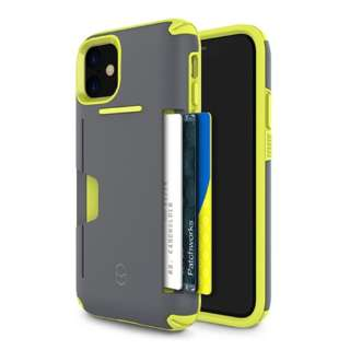 iPhone 11 6.1インチ PATCHWORKS LEVEL WALLET ケース 41-902394 ボルト