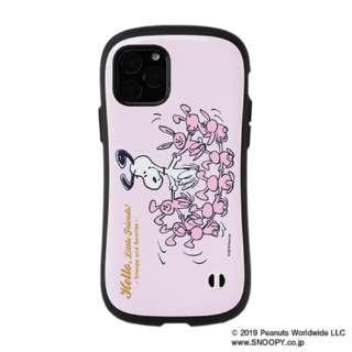 iPhone 11 Pro 5.8インチ PEANUTS/ピーナッツ iFace First Classケース 41-904367 スヌーピー&ウサギ