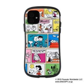 iPhone 11 6.1インチ PEANUTS/ピーナッツ iFace First Classケース 41-904473 コミックス/カラフル
