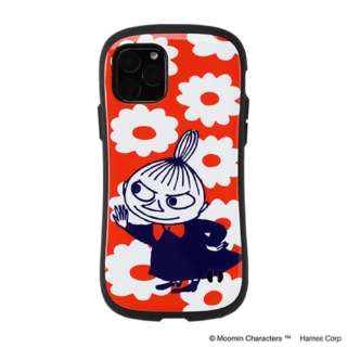 iPhone 11 Pro 5.8インチ ムーミンiFace First Classケース 41-9045-904619 リトルミイ/花柄