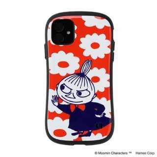 iPhone 11 6.1インチ ムーミンiFace First Classケース 41-9045-904657 リトルミイ/花柄