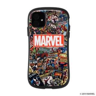 iPhone 11 6.1インチ MARVEL/マーベル iFace First Classケース 41-9041-904756 コミック/表紙
