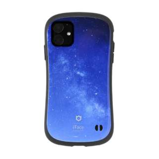 iPhone 11 6.1インチ iFace First Class Universeケース 41-912232 milky way/ミルキーウェイ
